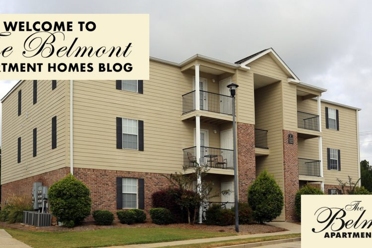 Welcome to the Belmont Apartment Homes Blog