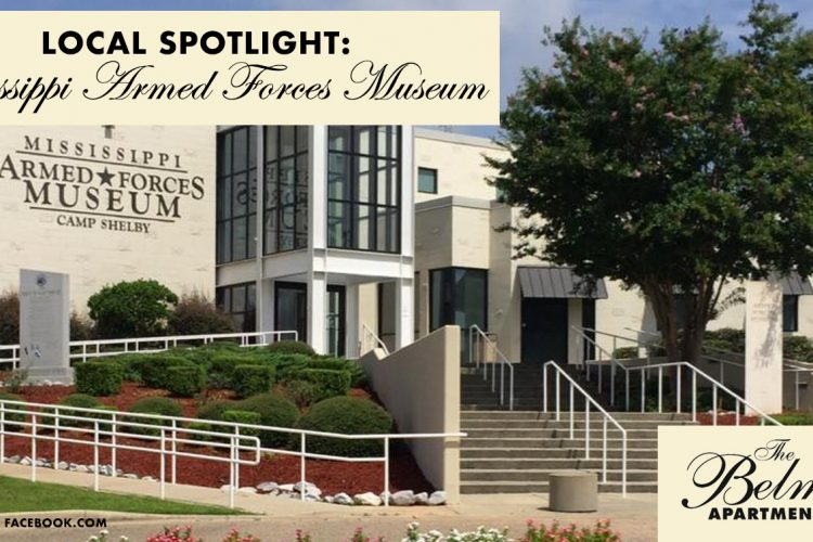Local Spotlight: Mississippi Armed Forces Museum