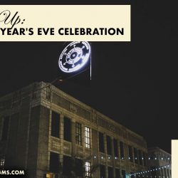 Hub City New Year's Eve Celebration