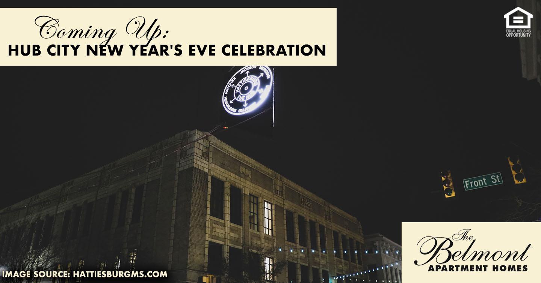 Hub City New Year's Eve Celebration