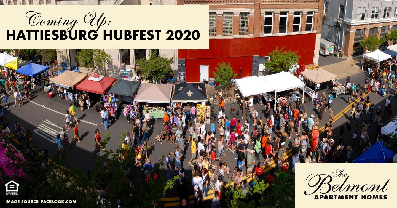 Coming Up: Hattiesburg HUBFEST 2020