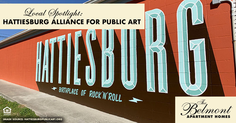 Hattiesburg Alliance for Public Art