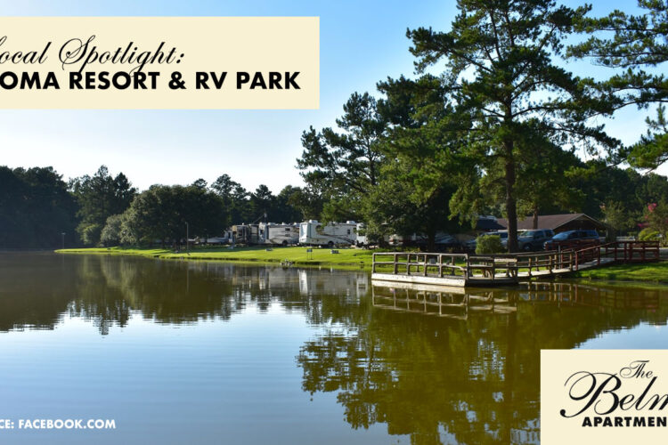 Local Spotlight: Okatoma Resort & RV Park