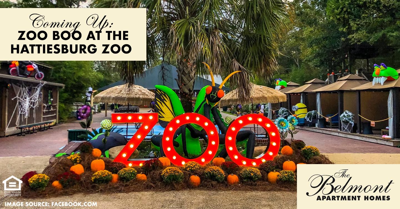 Zoo Boo at The Hattiesburg Zoo