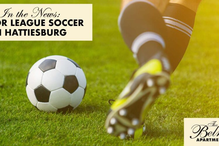 In the News: Minor League Soccer in Hattiesburg