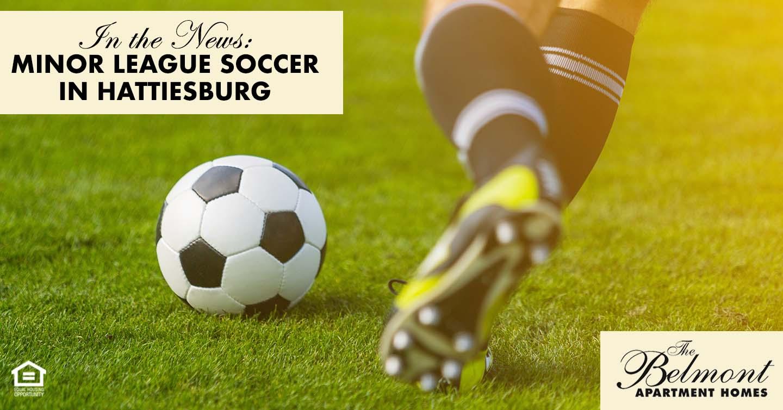 Minor League Soccer in Hattiesburg