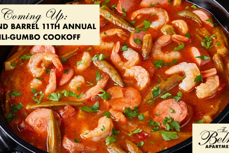 Coming Up: Keg and Barrel 11th Annual Chili-Gumbo Cookoff