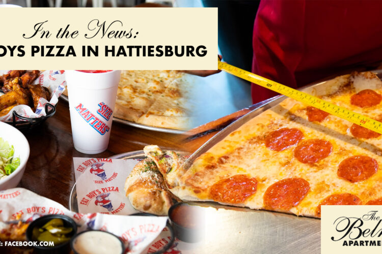 In the News: Fat Boys Pizza in Hattiesburg