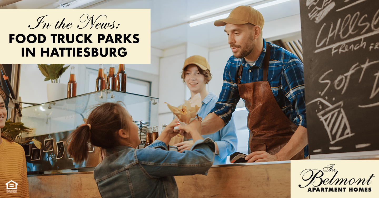 In the News: Food Truck Parks in Hattiesburg