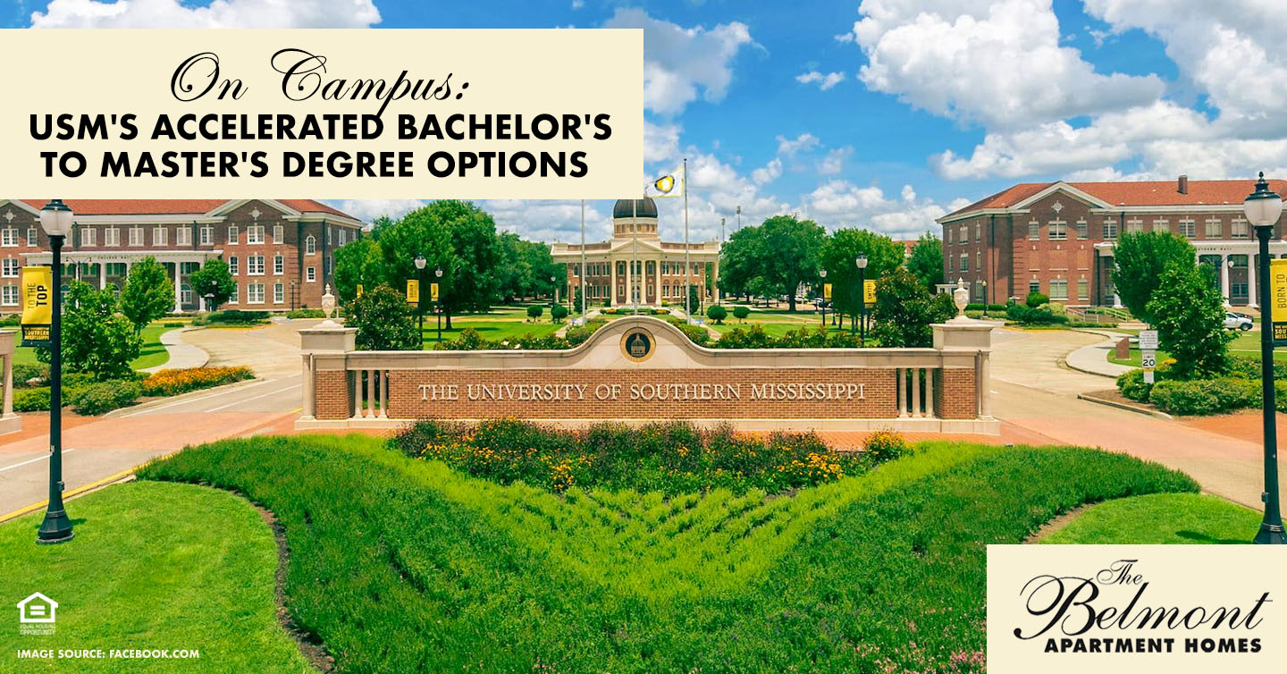 On Campus: USM's Accelerated Bachelor's to Master's Degree Options